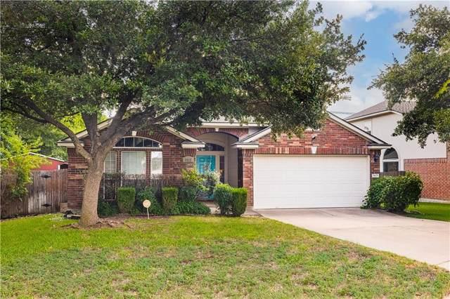 3625 Sandy Koufax Ln, Round Rock, TX 78665 (#7635370) :: Ben Kinney Real Estate Team