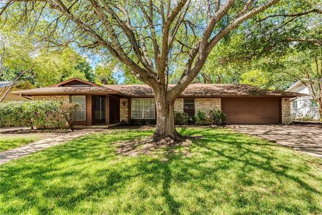 3107 Silverleaf Dr, Austin, TX 78757 (#7636816) :: The Perry Henderson Group at Berkshire Hathaway Texas Realty