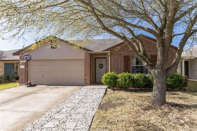 18433 Sunhaven Cv, Elgin, TX 78621 (#7637245) :: Papasan Real Estate Team @ Keller Williams Realty