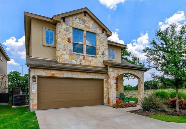 1401 Little Elm Trl #300, Cedar Park, TX 78613 (#7638829) :: Watters International