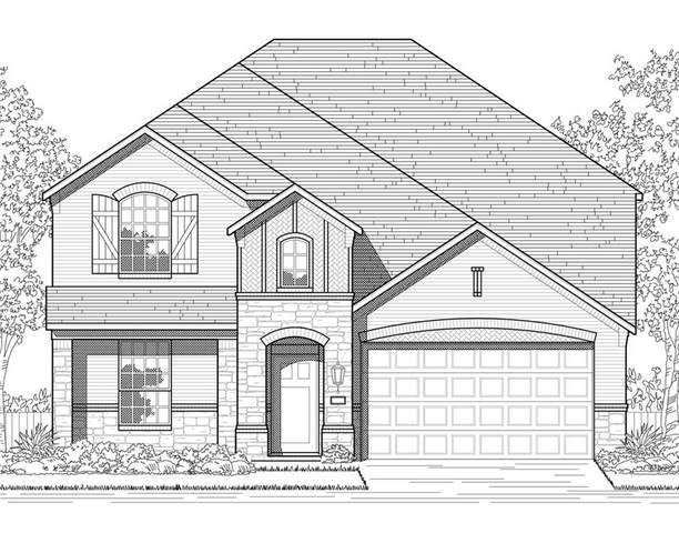 105 Golden Ln, Hutto, TX 78634 (#7640726) :: The Summers Group