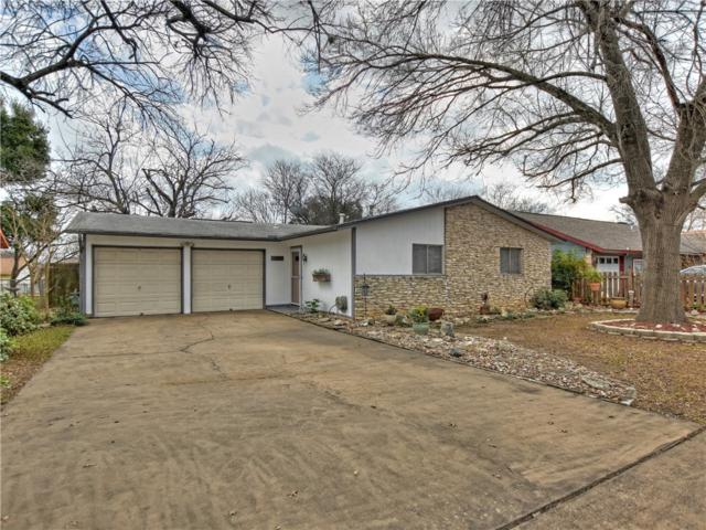 9907 Woodstock Dr, Austin, TX 78753 (#7641494) :: Realty Executives - Town & Country