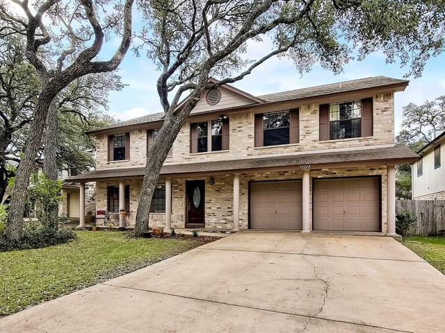 13268 Kerrville Folkway, Austin, TX 78729 (#7643087) :: The Perry Henderson Group at Berkshire Hathaway Texas Realty