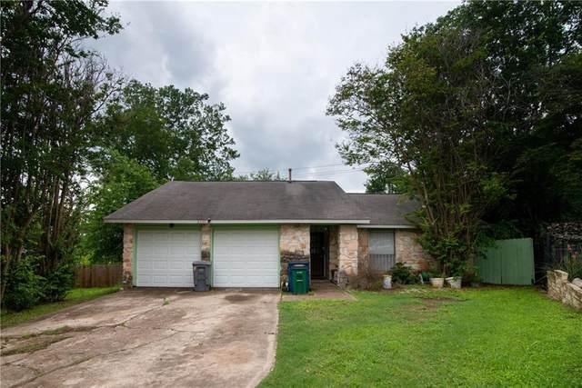 2501 Village Trail Cir, Austin, TX 78744 (#7643092) :: Tai Earthman | Keller Williams Realty