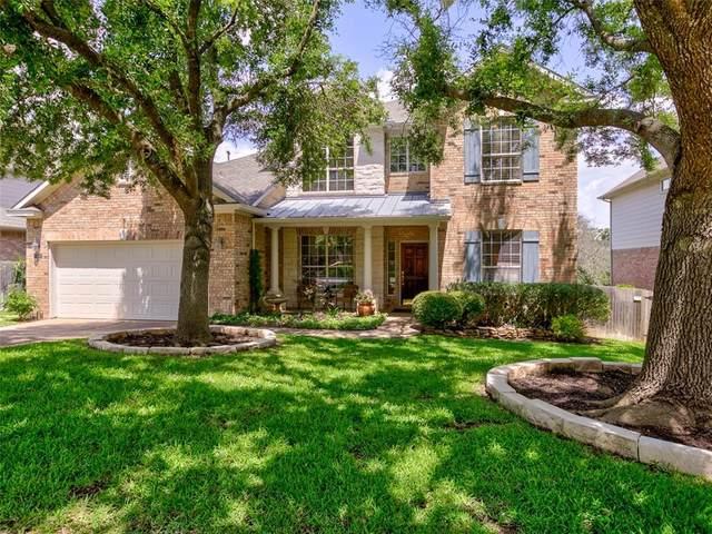 8309 Lofty Ln, Round Rock, TX 78681 (#7643248) :: Papasan Real Estate Team @ Keller Williams Realty