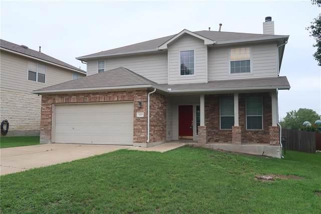 2429 Candle Ridge Trl, Georgetown, TX 78626 (#7643611) :: Papasan Real Estate Team @ Keller Williams Realty
