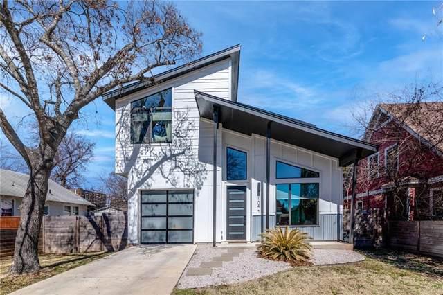 1104 E 2nd St #1, Austin, TX 78702 (#7643961) :: Papasan Real Estate Team @ Keller Williams Realty