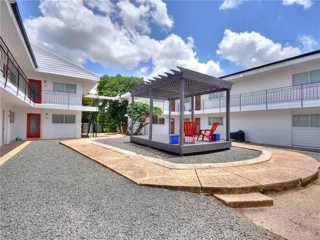 1313 E 52nd St #203, Austin, TX 78723 (#7644399) :: Papasan Real Estate Team @ Keller Williams Realty