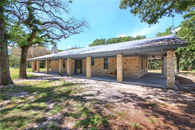 1192 County Road 456, Thorndale, TX 76577 (#7645634) :: Lancashire Group at Keller Williams Realty