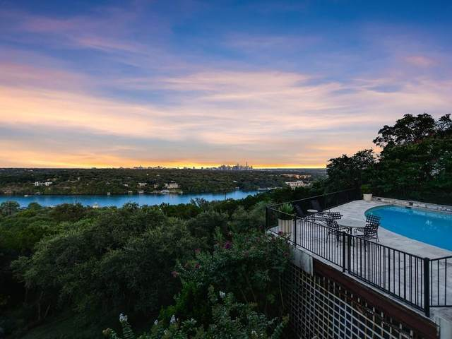 2025 Frances Dr, Austin, TX 78746 (#7646027) :: Ben Kinney Real Estate Team