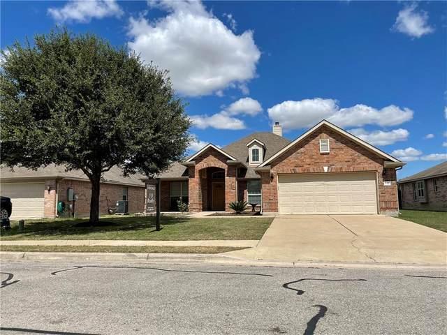 332 Swenson Dr, Hutto, TX 78634 (#7647039) :: Papasan Real Estate Team @ Keller Williams Realty