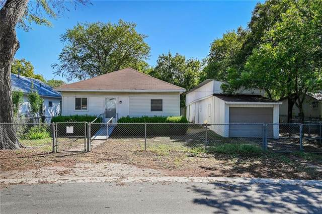1303 S Pine St, Georgetown, TX 78626 (#7650184) :: Front Real Estate Co.