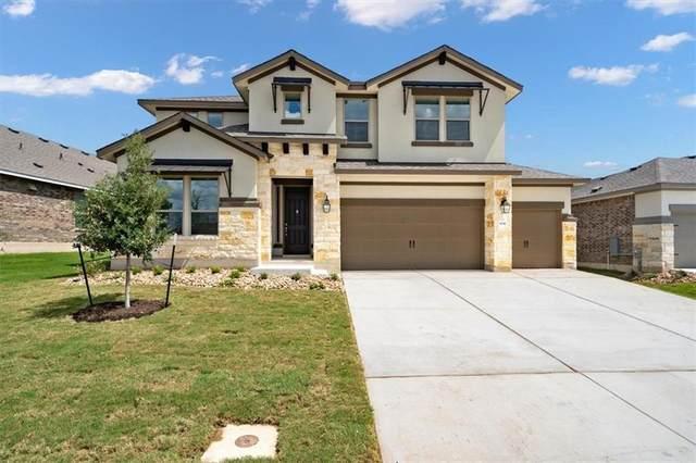 104 Scenic Hills Cir, Georgetown, TX 78628 (#7652265) :: Papasan Real Estate Team @ Keller Williams Realty