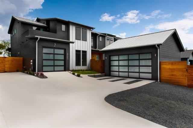 2109 Greenwood A, Austin, TX 78723 (#7654382) :: Ben Kinney Real Estate Team