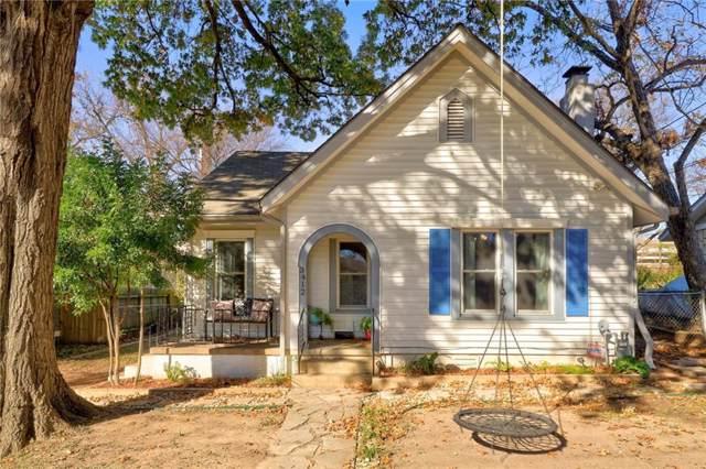 3412 Robinson Ave, Austin, TX 78722 (#7654526) :: Kourtnie Bertram | RE/MAX River Cities