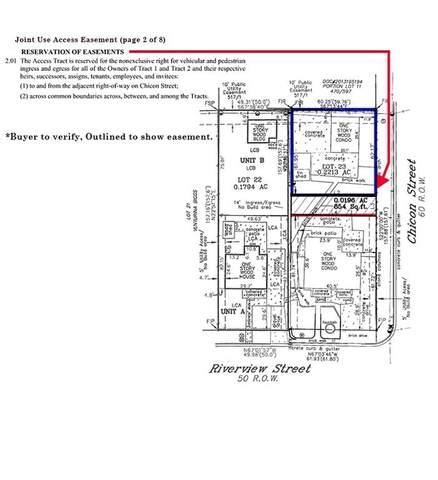 1810 Riverview St B, Austin, TX 78702 (MLS #7655154) :: Vista Real Estate