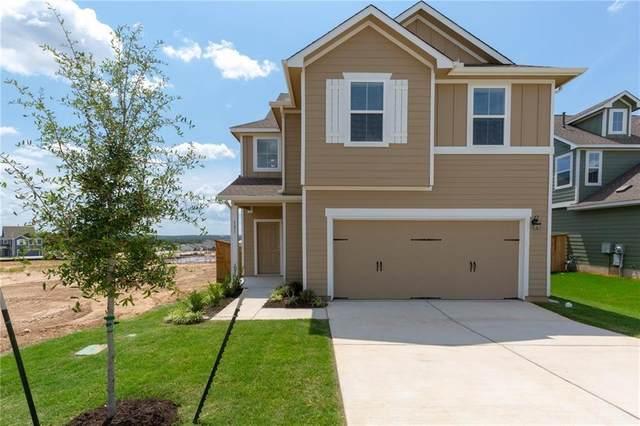 121 Wind Flower Ln, Liberty Hill, TX 78642 (#7658583) :: Zina & Co. Real Estate