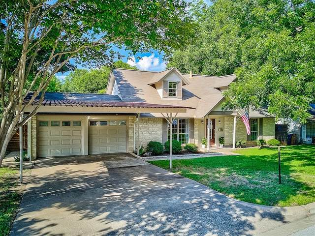 800 Long Bow Ln, Austin, TX 78704 (#7659535) :: Realty Executives - Town & Country