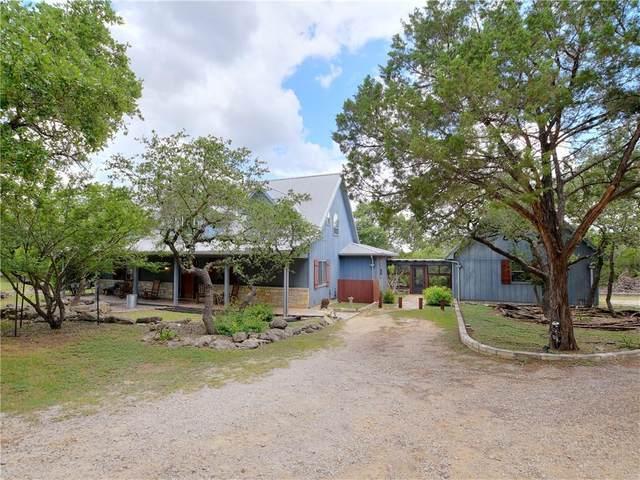171 Panorama Dr, Wimberley, TX 78676 (#7659979) :: Papasan Real Estate Team @ Keller Williams Realty