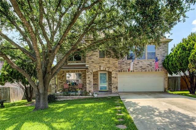 1147 Forest Bluff Trl, Round Rock, TX 78665 (#7663131) :: Papasan Real Estate Team @ Keller Williams Realty