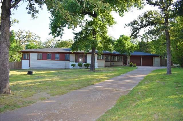 30 Post Oak Pl, Rockdale, TX 76567 (#7663561) :: Papasan Real Estate Team @ Keller Williams Realty