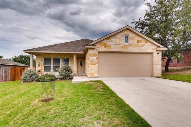 115 E Wildflower Blvd, Marble Falls, TX 78654 (#7663901) :: 12 Points Group