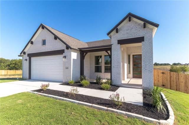 309 Morning Ridge Ct, Georgetown, TX 78628 (#7665093) :: Papasan Real Estate Team @ Keller Williams Realty