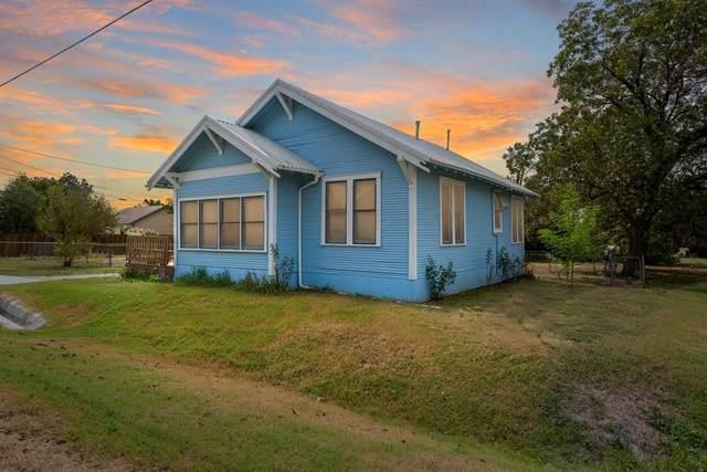 719 W 3rd St, Taylor, TX 76574 (#7666989) :: Papasan Real Estate Team @ Keller Williams Realty
