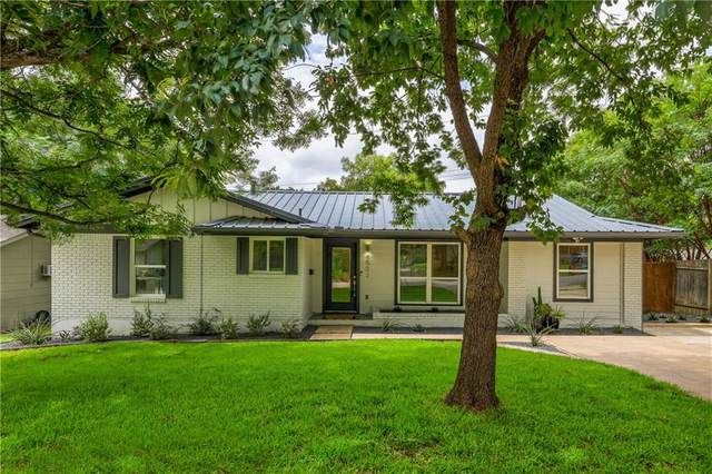 2502 East Side Dr, Austin, TX 78704 (#7667301) :: RE/MAX Capital City