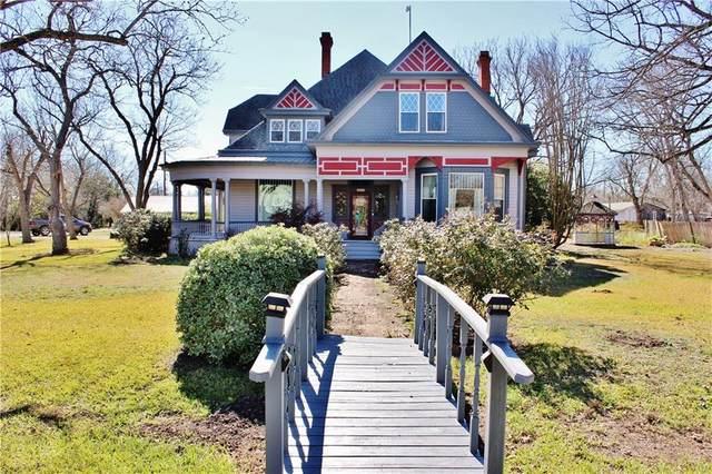 409 W Jackson St, Bartlett, TX 76511 (#7669530) :: Papasan Real Estate Team @ Keller Williams Realty