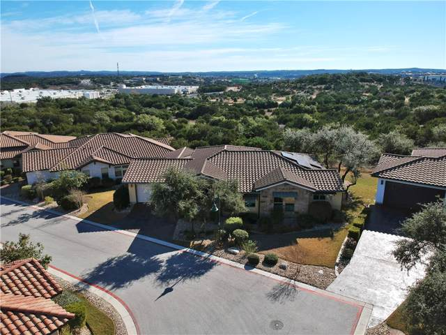 13511 Golden Wave Loop #36, Bee Cave, TX 78738 (#7670579) :: The Perry Henderson Group at Berkshire Hathaway Texas Realty