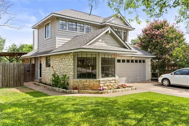 812 David Curry Dr, Round Rock, TX 78664 (#7670636) :: Papasan Real Estate Team @ Keller Williams Realty