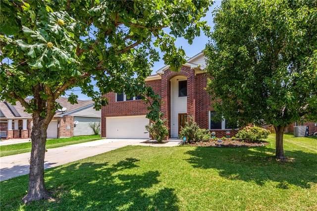 451 Primrose Blvd, Kyle, TX 78640 (#7670892) :: Papasan Real Estate Team @ Keller Williams Realty
