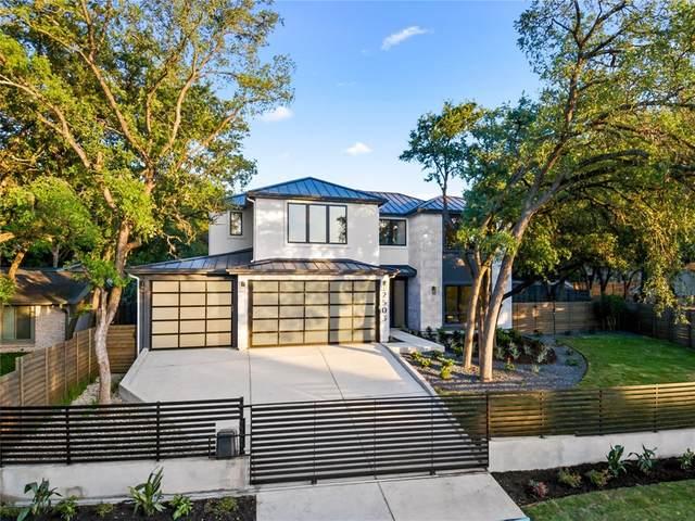 2503 Barton Hills Dr, Austin, TX 78704 (#7672559) :: All City Real Estate