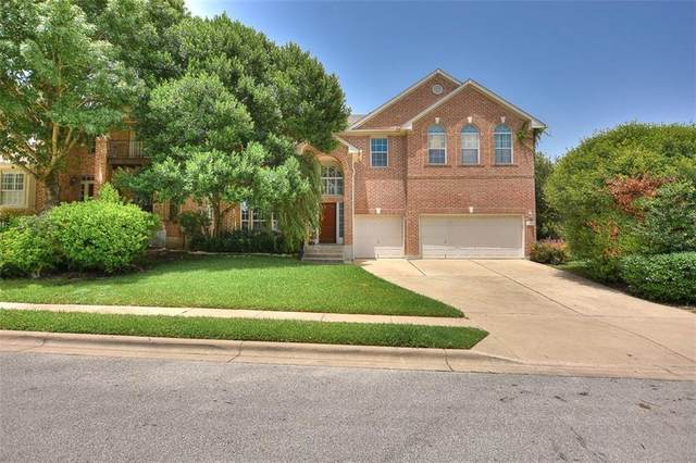 3990 Lord Byron Cir, Round Rock, TX 78664 (#7673521) :: The Perry Henderson Group at Berkshire Hathaway Texas Realty