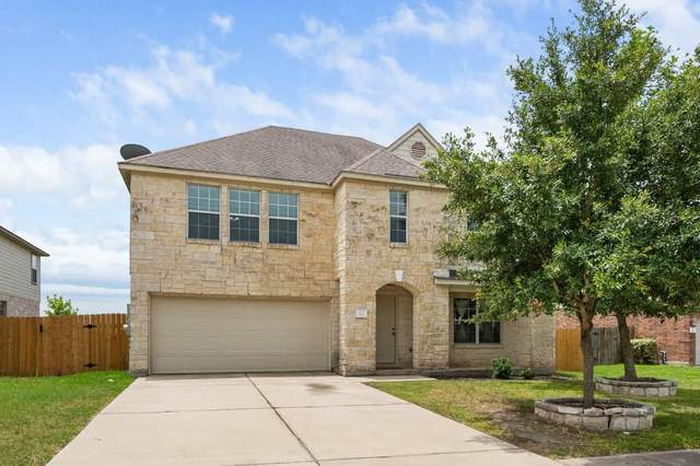 421 Boone Valley Dr, Round Rock, TX 78664 (#7673526) :: Service First Real Estate