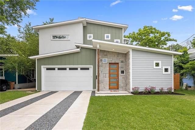1405 Alguno Rd, Austin, TX 78757 (#7675108) :: Ben Kinney Real Estate Team
