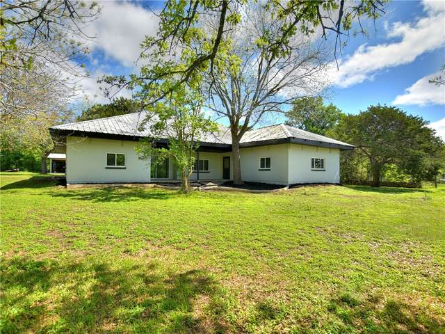 650 County Road 212, Liberty Hill, TX 78642 (#7677091) :: The Perry Henderson Group at Berkshire Hathaway Texas Realty