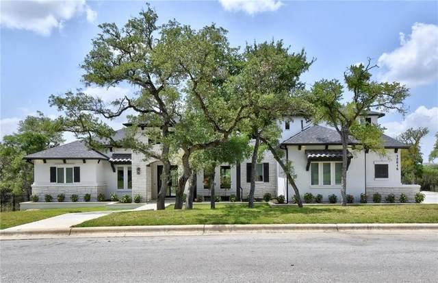 12816 Meridian Park Blvd, Austin, TX 78739 (#7677341) :: First Texas Brokerage Company