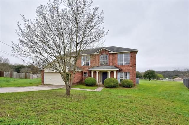 220 Julia Cv, Kyle, TX 78640 (#7678632) :: The Perry Henderson Group at Berkshire Hathaway Texas Realty
