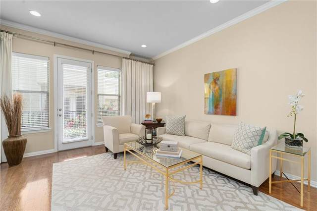1115 Kinney Ave #14, Austin, TX 78704 (#7678846) :: Papasan Real Estate Team @ Keller Williams Realty