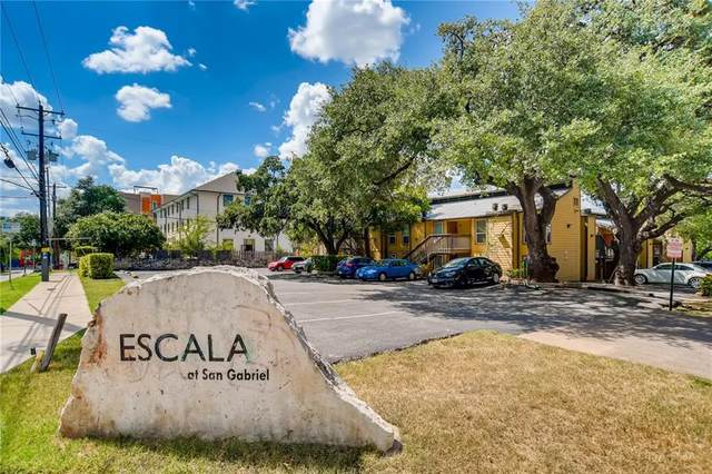 1000 W 26th St #208, Austin, TX 78705 (#7679580) :: The Summers Group