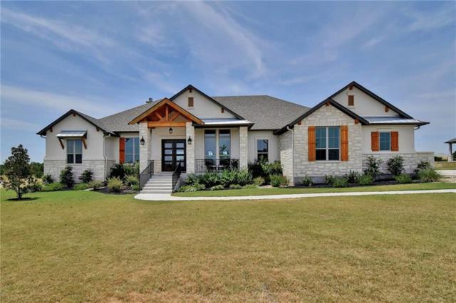 445 Bold Sundown, Liberty Hill, TX 78642 (#7681472) :: R3 Marketing Group