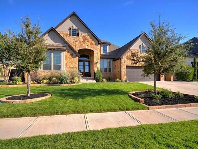 2500 Yuma Trl, Leander, TX 78641 (#7681943) :: Papasan Real Estate Team @ Keller Williams Realty