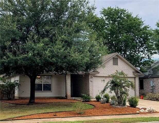 329 Stone Park, New Braunfels, TX 78130 (#7682086) :: The Heyl Group at Keller Williams