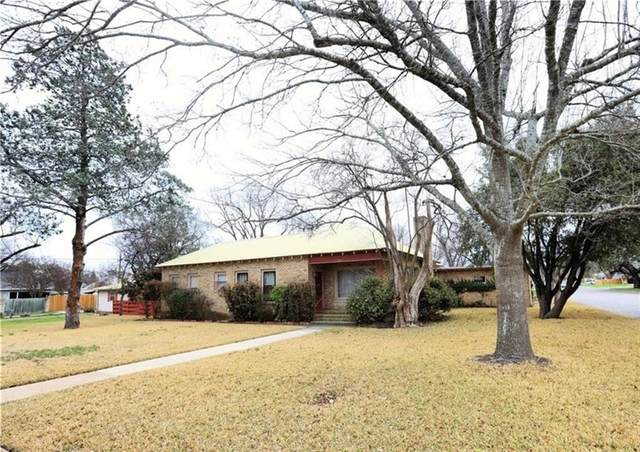 208 W 5th St, Lampasas, TX 76550 (#7682825) :: RE/MAX IDEAL REALTY