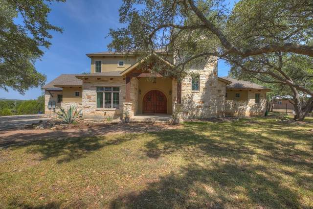1313 Ensenada Dr, Canyon Lake, TX 78133 (#7684406) :: Green City Realty