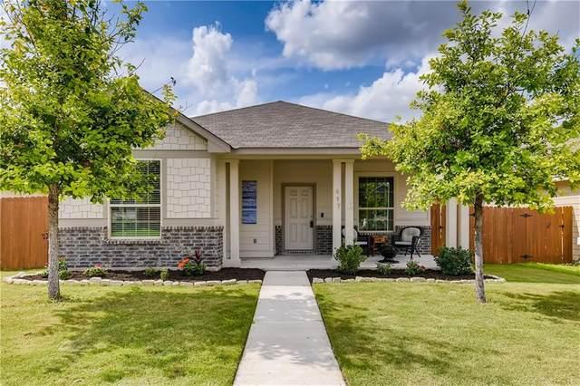 417 Canadian Springs Dr, Leander, TX 78641 (#7686109) :: Papasan Real Estate Team @ Keller Williams Realty