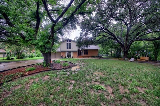 1401 Fisher St, Taylor, TX 76574 (#7689844) :: Papasan Real Estate Team @ Keller Williams Realty