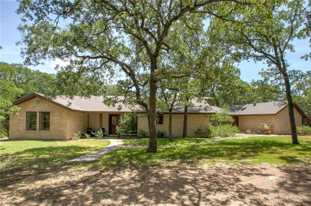 1211 County Road 205, Giddings, TX 78942 (#7694856) :: Watters International